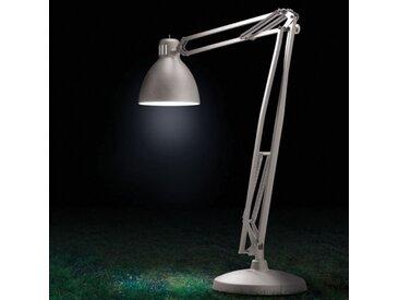 THE GREAT JJ TR - lampadaire extérieur 4m20 - Couleurs - gris clair
