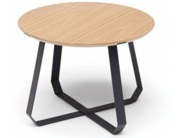 SHUNAN LOW - table basse ø 55 cm - Couleurs - noir