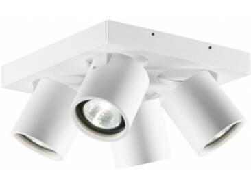 FOCUS MINI 4 - spot led plafond - Couleurs - blanc