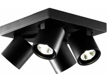 FOCUS MINI 4 - spot led plafond - Couleurs - noir