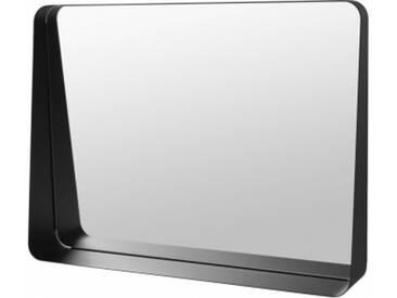 ARCO - miroir horizontal 45 x 60 cm - Couleurs - noir