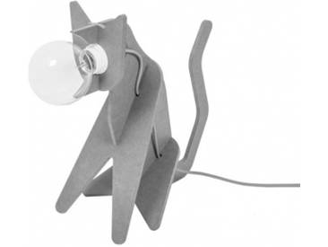 GET OUT CAT - lampe de table - Couleurs - gris clair