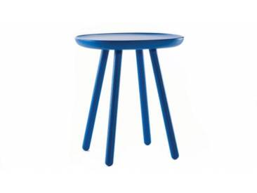 NAIVE - table basse 45 x 45 x H 50 cm - Couleurs - bleu