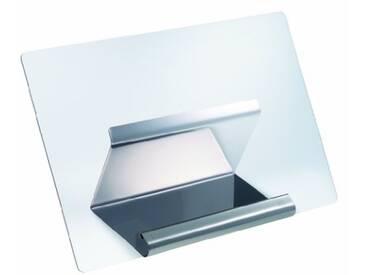 GEFU GE15850 Libro Porte-Livres de Recettes Acier Inoxydable Inox 36 x 12,5 x 30,6 cm