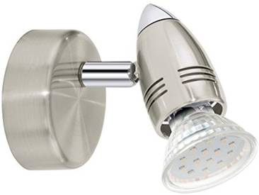 Eglo ISP1292416 Spot Simple LED, Métal, GU10, Multicolore