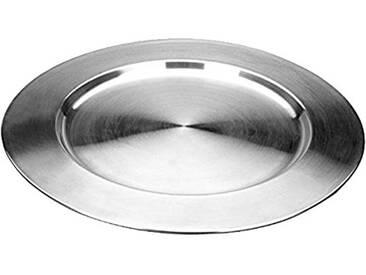 IBILI 715932 Dessous Assiette INOX, Argent, 32 cm