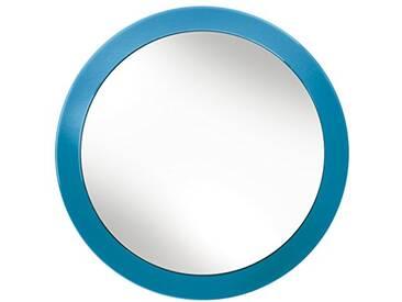 Kleine Wolke 5098766886 Easy Miroir de Maquillage Polystyrène/Verre Turquoise 40 x 30 x 10 cm
