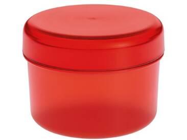 Koziol-Rio translucide Boite Ronde avec Couvercle Diamètre : 10 cm Rouge