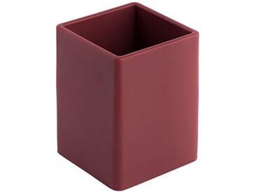 Geelli GFU-TOR-C80 Fusto Torre Polyurethane, Red Wine, 10x10x13 cm