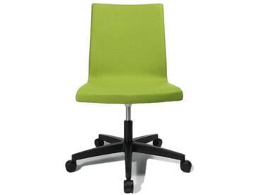 Topstar EA100L55 Cube Chaise de Bureau Vert 43 x 51 x 98 cm