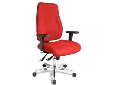 Topstar PI99GBC1 P91 Chaise de Bureau Rouge 48 x 48 x 111 cm