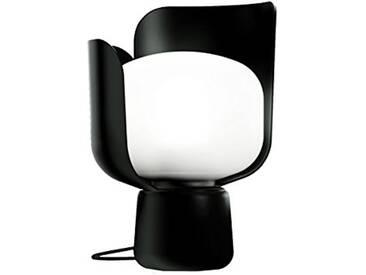 FontanaArte Blom Lampe E14, 11W, noir