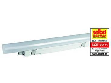Müller-Licht LED-Feuchtraum-Wannenleuchte LED LED fest eingebaut 20W Neutral-blanc Aquafix blanc