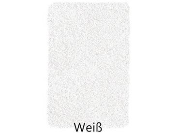 Kleine Wolke Textilgesellschaft 4035100657 Trend Tapis de Bain Blanc 150 x 80 x 0,35 cm