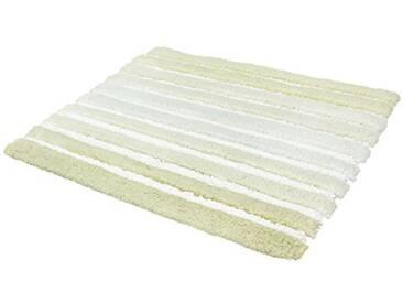 Kleine Wolke 4045605135 Phoenix Tapis de Bain Coton/Polyester Vert 60 x 60 x 0,3 cm