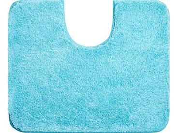 Grund Tapis de Bain 32mm, 100% Polyacrylique, Ultra Soft, antidérapant, certifié teх certifié, Garantie 5Ans, Lex, Lex - Aqua, 50x60 cm WC
