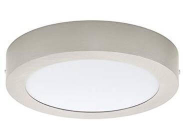 Eglo Lampe 94525intérieur, intégré, argent
