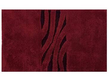 Grund 50 x 60 cm THUNI Tapis de bain Rouge