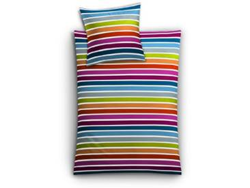 Kleine Wolke 6109153952 Rimini Parure de lit Multicolore 135 x 200 cm