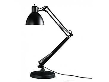 FontanaArte Nasketta Lampe de table e2742W, noir