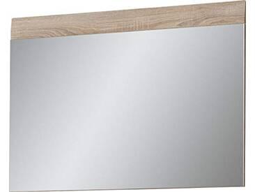 Germania 3525–156GW de Adana Miroir, MDF, Particules aggloméré, Imitation chêne Sonoma, 3x 89x 63cm