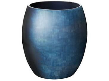 Stelton 451-22 Vase, Aluminium, Horizon, 25,5 x 25,5 x 26 cm