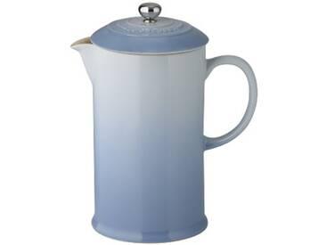 Le Creuset Cafetière à piston 0,8L coastal blue