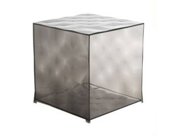 Kartell 3500V9 cube de rangement optic (gris)