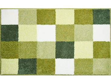 Grund BONA Badteppich 70x120 cm grűn Tapis de Bain Fibres synthétiques, grün, 70 x 120 cm