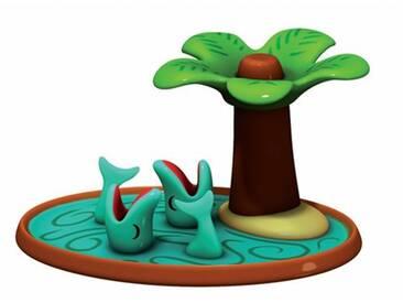Alessi Amgi33 Little Paradise Figurine en Porcelaine, decorée à la Main