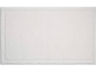 Grund Tapis de Bain Taranto Le Sol - 100% Polyester, Ultra Doux, antidérapant, certifié Öko-Tex, Taranto - Natur, 70 x 120 cm