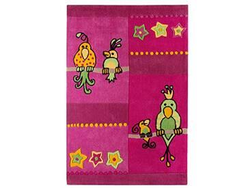andiamo 704450 cacatoès Tapis 100 x 160 cm (Rose)