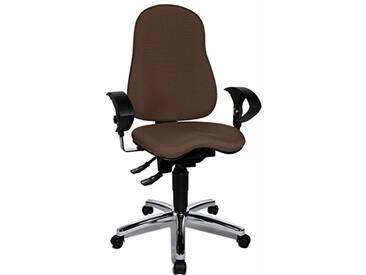 Topstar SI59UG08 Chaise de Bureau Brun