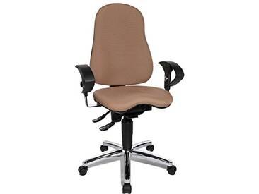 Topstar SI59UG07 Chaise de bureau Brun