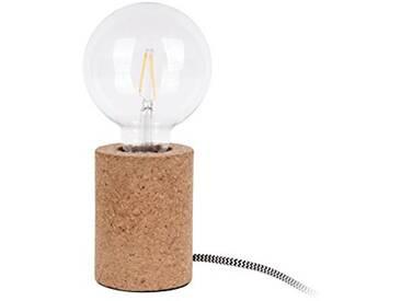 Leitmotiv LM1571 Lampe de Table Liège, 40 W, Naturel