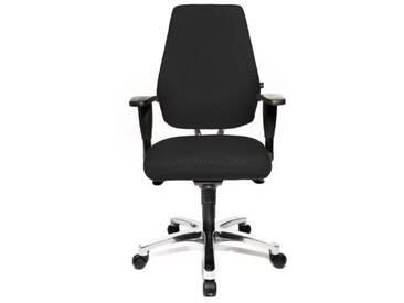 Topstar SI99KG20 Ameublement & Décoration Chaise de Bureau avec Accoudoir et Roulettes