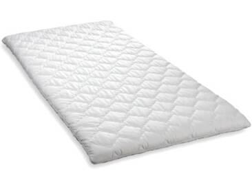 Badenia Bettcomfort Matelas à mémoire de forme 90 x 200 cm blanc