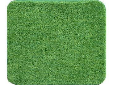 Grund Tapis de Bain 32mm, 100% Polyacrylique, Ultra Soft, antidérapant, certifié teх certifié, Garantie 5Ans, Lex, Lex - grün, 50 x 60 cm