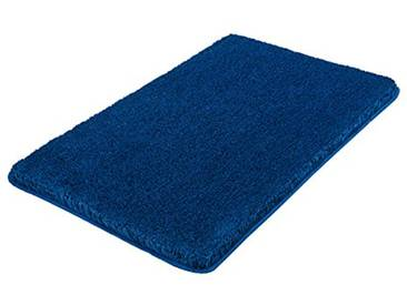 Kleine Wolke 5405736207 Tapis de bain Relax 50 x 80 cm Bleu Atlantique