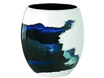 Stelton 450–21Stockholm Vase, diamètre 166, Medium, aluminium avec kalter émail, Aquatic, 21x 21x 23cm