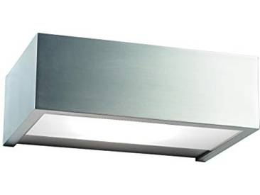 pujol éclairage arcos, Applique murale LED 18 W, 2800lm, réglable, 15 cm, finition en Nickel Mat, 18 W