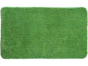 Grund Tapis de Bain 32mm, 100% Polyacrylique, Ultra Soft, antidérapant, certifié teх certifié, Garantie 5Ans, Lex, Lex - grün, 60 x 100 cm