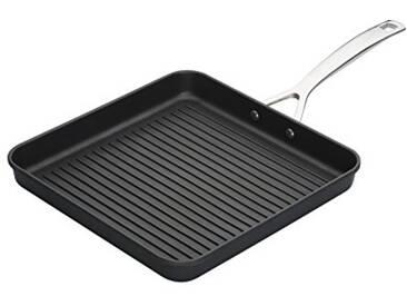 Le Creuset Skillet grill Carré en fonte daluminium, 28 cm