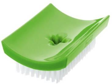 Koziol Daily SOAP-Savon avec Brosse pour Les Ongles Verde hierba sólido