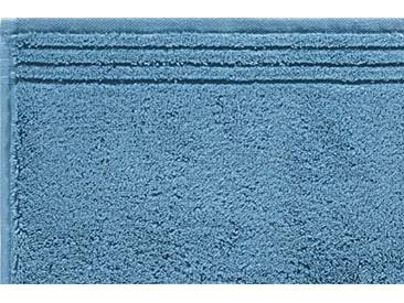 Grund h2779–039207048Memory Ware, Serviette en Tissu éponge Coton, Bleu Jeans, 70x 140x cm
