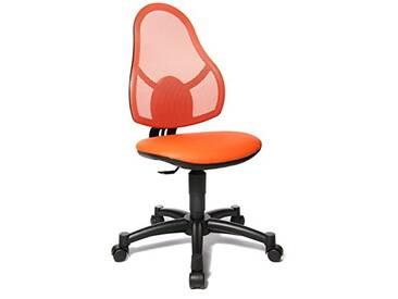 Topstar 71430S14 Chaise de Bureau Chambre denfant Orange