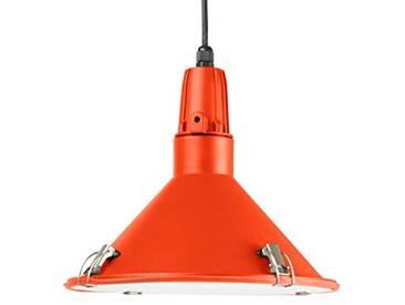 Leitmotiv LM783 Suspension Inside Out Aluminium Orange