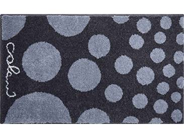 Grund Colani 16Tapis de Bain, Polyacrylique Ultra Doux, Gris, 100x 60x 30cm