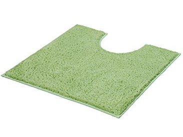 Kleine Wolke 4018617150 Kansas Tapis de bain WC Coton Chardon Vert 50 x 50 x 2 cm