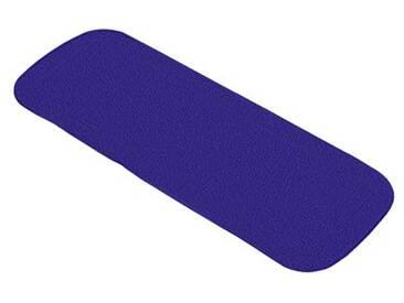 Kleine Wolke 241713009 Java Plus Tapis de Baignoire PVC Bleu 36 x 92 cm